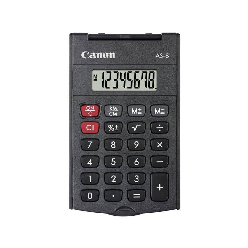 Αριθμομηχανή Canon AS-8 Mini