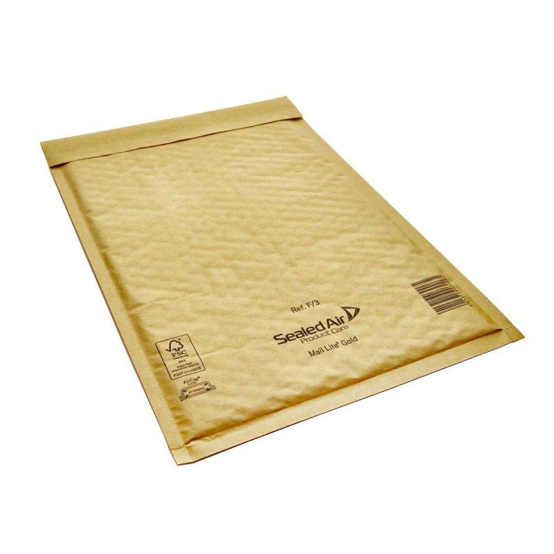 Φάκελος Με Αεροφυσαλίδες Mail Lite 220 x 330mm