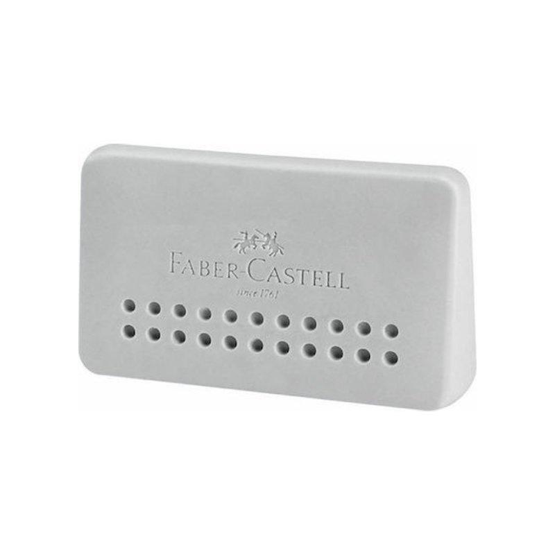 Γόμα Faber-Castell Grip Edge Grey