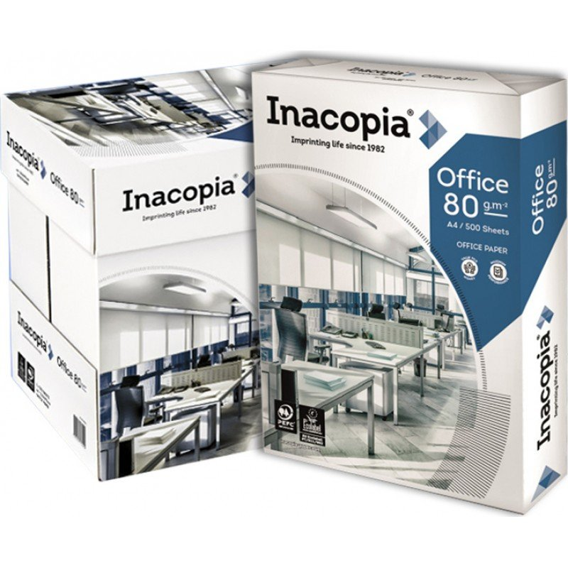 Inacopia A4 80gsm 2500φ