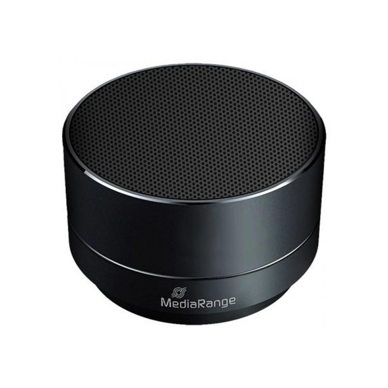 Ηχείο MediaRange Portable Bluetooth Speaker Μαύρο (MR733)
