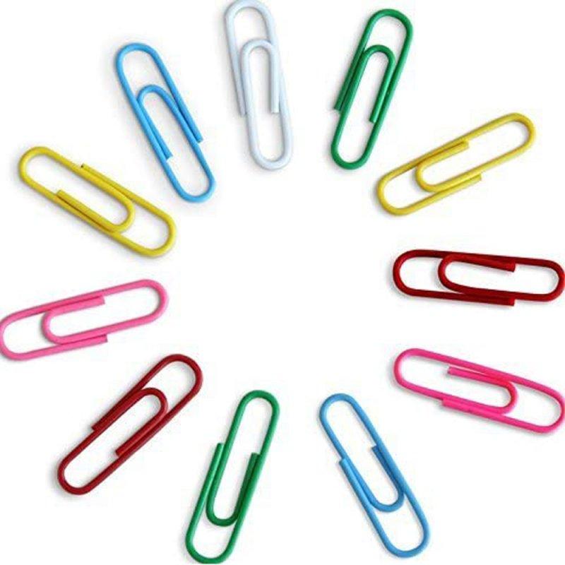 Συνδετήρες Χρωματιστοί +Efo Νο3 100τεμ