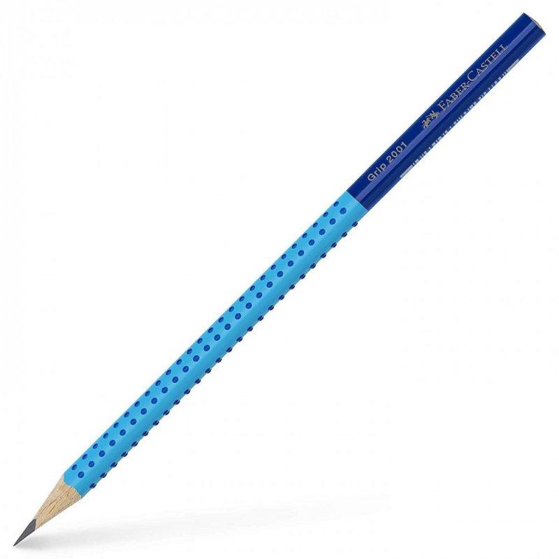 Μολύβι Faber-Castell Grip 2001 Γαλάζιο-Μπλε