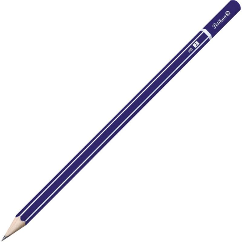 Μολύβι Ξύλινο Pelikan HB 2