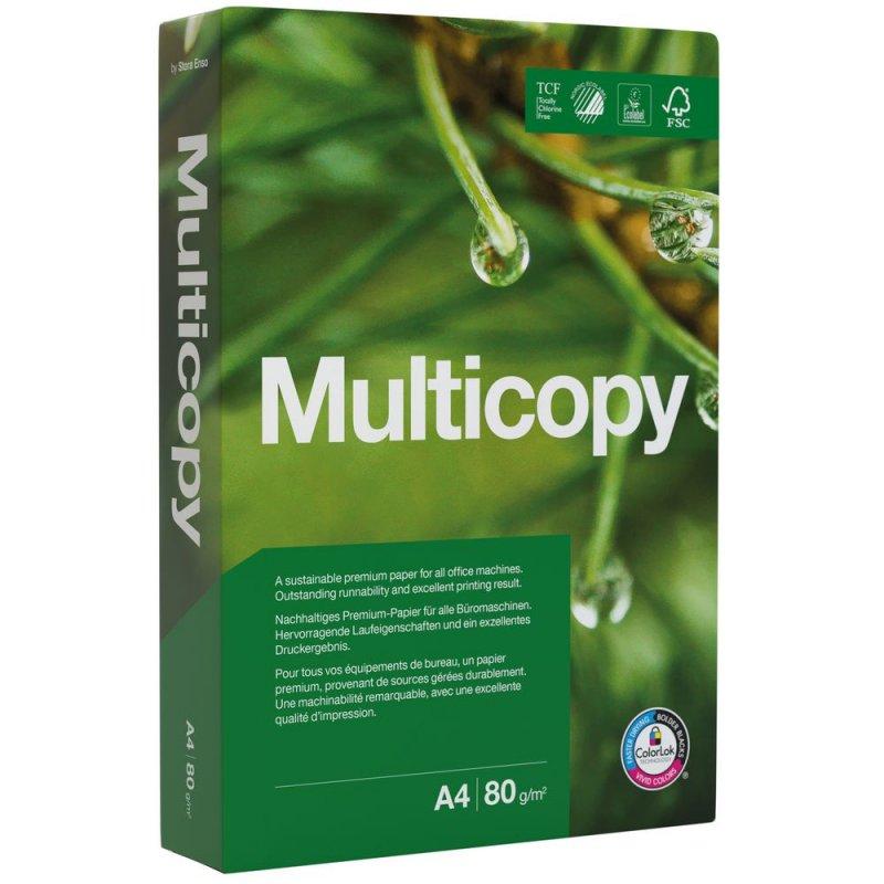 Multicopy A4 80gsm 500φ