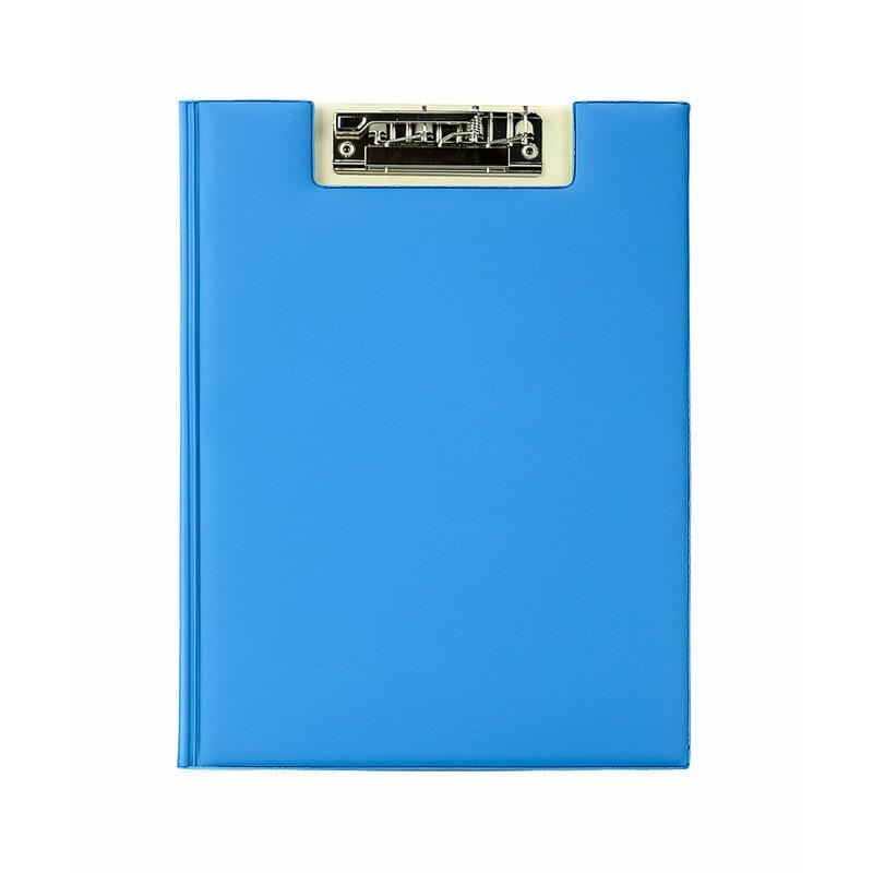 Ντοσιέ Σεμιναρίου με Πιάστρα Α4 Metron Γαλάζιο