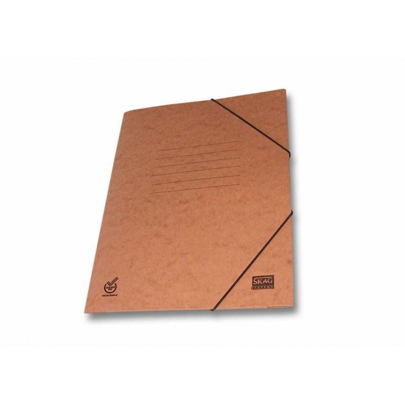 Ντοσιέ Με Λάστιχο Prespan Skag Economy Τάμπα (25x35)