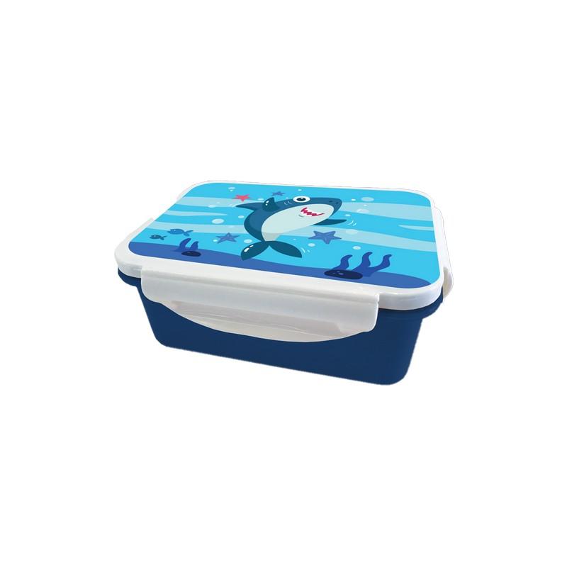 Παιδικό Δοχείο Φαγητού iDrink Με Σχέδιο Καρχαρία 2007