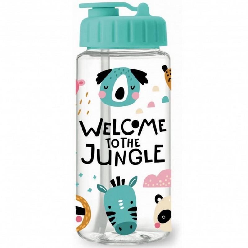 Παιδικό Μπουκάλι iDrink Kids Ζούγκλα 400ml 2104