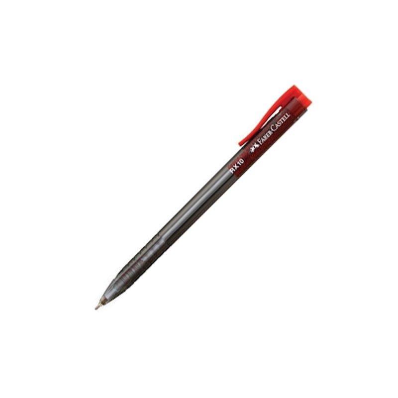 Στυλό Faber-Castell RX 10 Red