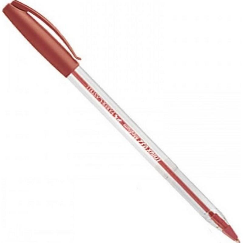 Στυλό Faber Castell Trilux 032 Καφέ 1.00mm
