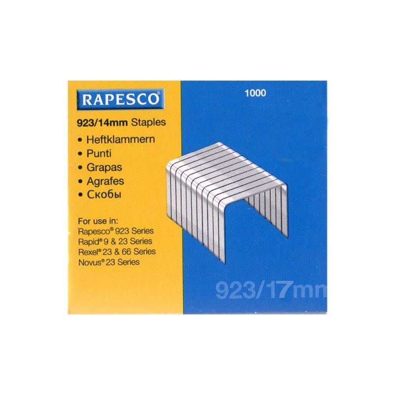 Σύρματα Καρφωτικού Rapesco 923-17mm (1000τμχ)