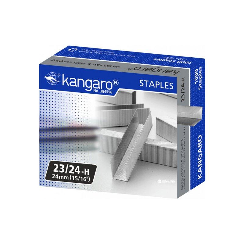 Σύρματα Συρραπτικών kangaro 23-24-H 1000pcs