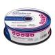 CD-R 80 700MB 52x MediaRange Inkjet Fullsurface Εκτυπώσιμα 25  Τεμ.(MR202)