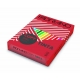 Χαρτί Εκτύπωσης Fabriano Tinta A4 80 500 φ. FG Strong Κόκκινο