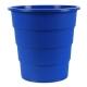 Κάδος Αχρήστων Office Products, Τύπος Κουβά, 16L Μπλε