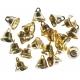 Καμπανάκια Junior Art School Χρυσά 14.5mm 20τμχ 137701