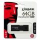USB 3.0 Flash Drive Kingston Data Traveler 100 G3 64GB (DT100G3/64GB) (KINDT100G3/64) - 2