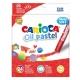 Λαδοπαστέλ Carioca Oil Pastels 24 Χρωμάτων