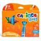 Μαρκαδόροι Carioca Baby Tendy 6 χρωμάτων 1+ - 1