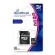 Κάρτα Μνήμης MediaRange Micro SDHC Class 10 With SD Adaptor 32 GB (High Capacity) (MR959) - 2
