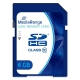 Κάρτα Μνήμης MediaRange SDHC Class 10 4 GB (High Capacity) (MR961)