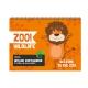 Μπλοκ Ζωγραφικής Zoo Wildlife Tettris - 4