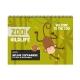 Μπλοκ Ζωγραφικής Zoo Wildlife Tettris - 3