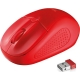 Ποντίκι Ασύρματο Trust Primo Κόκκινο 2078709
