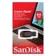 USB 2.0 SanDisk Cruzer Blade 64GB (SDCZ50-064G-B35) (SANSDCZ50-064G-B35) - 2