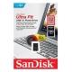 SanDisk Cruzer Ultra Fit 32GB USB 3.1 (SDCZ430-032G-G46) (SANSDCZ430-032G-G46) - 3