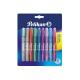 Στυλοκόλλα Glitter Pelikan 10,5ml 9 Χρώματα 300261