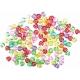 Χάντρες Σε Σχήμα Καρδιάς Junior Art School Σε Διάφορα Χρώματα 7mm 137511