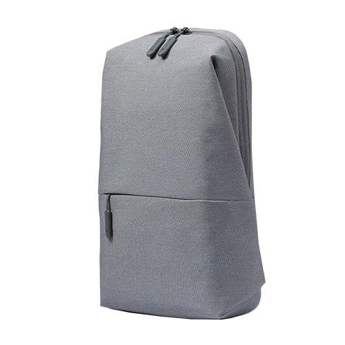 Xiaomi Mi City Sling Backpack 2 (ZJB4194GL) (XIAZJB4194GL) Γκρι - 1