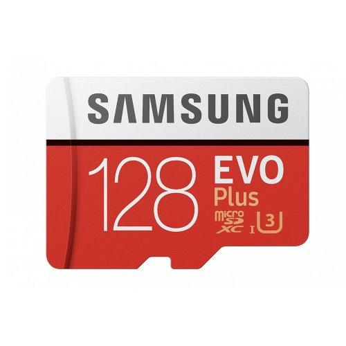 Κάρτα Μνήμης Samsung Micro Secure Digital Evo Plus U1 128GB Class 10 (MB-MC128HA/EU) (SAMMB-MC128HA/EU)