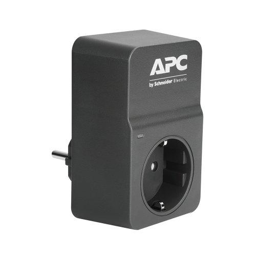 Πολύπριζο Ασφαλείας 1 Θέσης APC (PM1WB-GR) (APCPM1WB-GR)