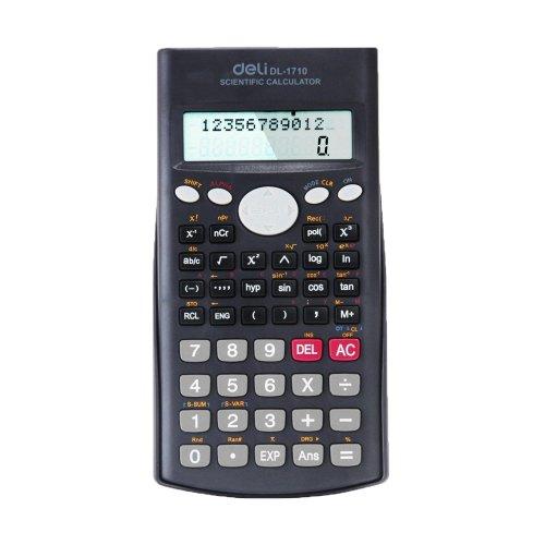 Επιστημονική Αριθμομηχανή Deli Core Scientific Calculator 1710