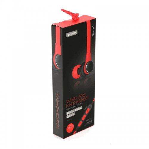 Ασύρματα Ακουστικά Platinet PM1061 In-ear  Κόκκινο