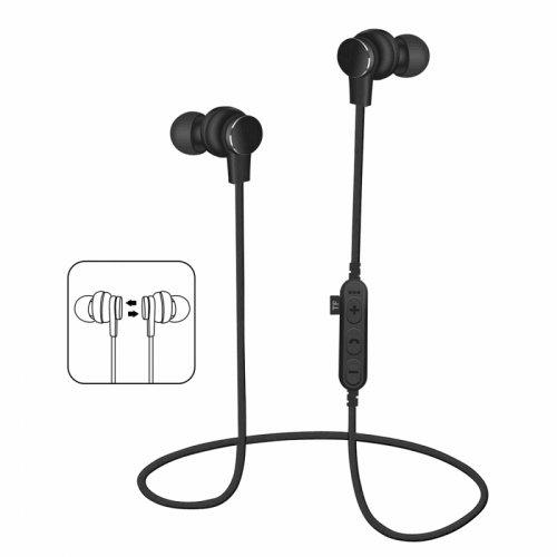Ασύρματα Ακουστικά Platinet PM1061 In-ear Μαύρο - 3