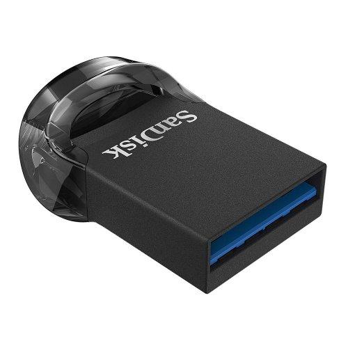 SanDisk Cruzer Ultra Fit 64GB USB 3.1 (SDCZ430-064G-G46) (SANSDCZ430-064G-G46) - 2