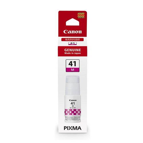 Μελάνι Canon Inkjet GI-41 (4544C001AA) (CANGI-41M) Ματζέντα