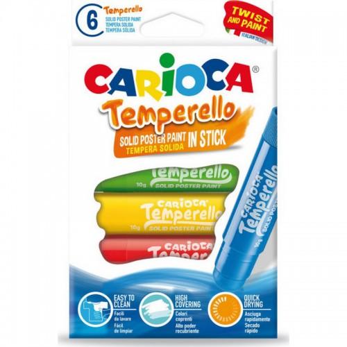 Τέμπερες Carioca Σε Stick Temperello 6 Χρώματα - 1
