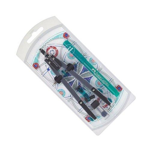 Διαβήτης Faber-Castell Σετ Διαβήτης + Adaptor + Broad Pen 17 40 30