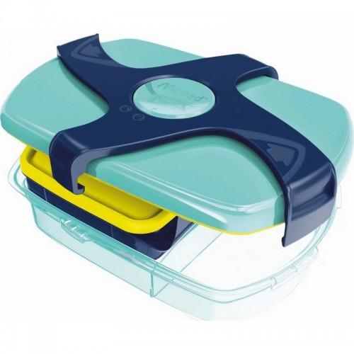 Δοχείου Φαγητού Maped Picnik Μπλε- Τιρκουάζ 870017