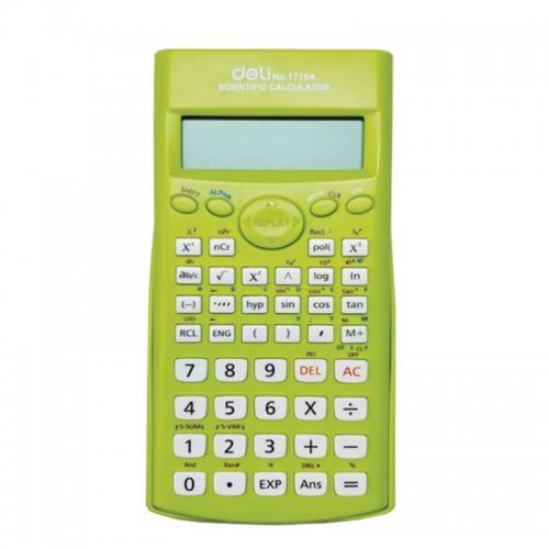 Επιστημονική Αριθμομηχανή Deli Touch 1710A
