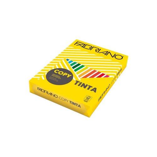 Χαρτί Εκτύπωσης Fabriano Tinta A4 80 500 φ. FG Strong Κίτρινο - 1