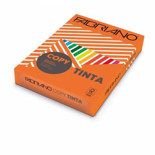 Χαρτί Εκτύπωσης Fabriano Tinta A4 80 500 φ. FG Strong Πορτοκαλί