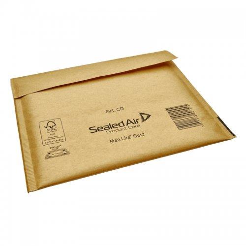 Φάκελος με Φυσαλίδες Sealed Air CD 10 τεμ.