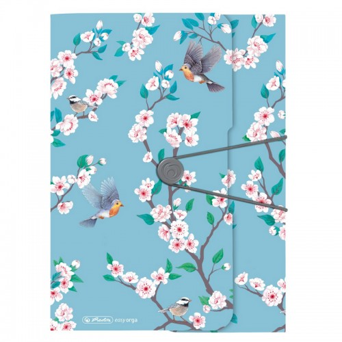 Φάκελος Πορτοφόλι Herlitz Ladylike Birds A4 50021581