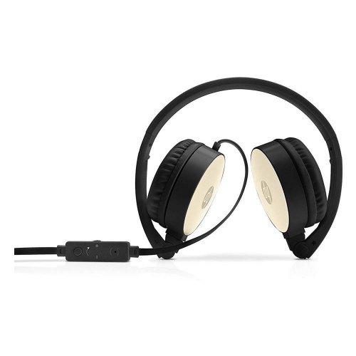 Ακουστικά HP 2800 Silk Χρυσά HP2AP94AA - 3